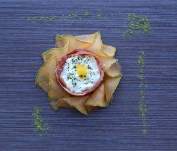 prosciutto e melone 1